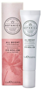 Boots hibiscus all bright eye roll-on tired pregnancy eyes new Mum